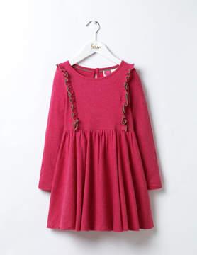 Boden Ruffle Jersey Dress