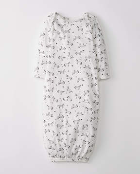 Hanna Andersson Little Sleeper Gown In Organic Pima Cotton