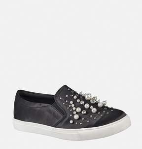 Avenue Fiona Faux Pearl Sneaker