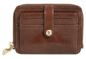 Hobo Women's 'Katya' Leather Wallet - Brown