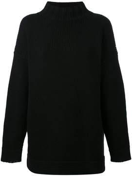 Alexander McQueen funnel neck sweater