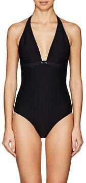 Eres Women's Média Textured One-Piece Swimsuit