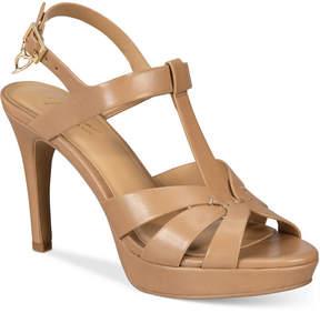 Thalia Sodi Verrda Platform Dress Sandals, Created for Macy's Women's Shoes