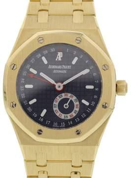 Audemars Piguet Royal Oak 25920BA Quantieme Annuel 18K Yellow Gold Automatic 36mm Mens Watch