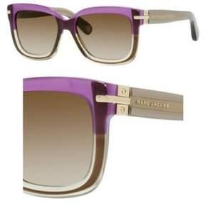 Marc Jacobs Sunglasses 507 /S 00MN Brown Plum Green
