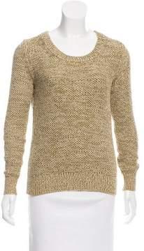Belstaff Long Sleeve Scoop Neck Sweater w/ Tags