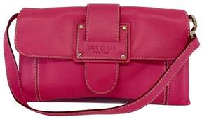 Kate Spade Small Pink Leather Bag - PINK - STYLE