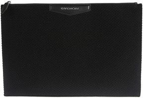 Givenchy Mesh Antigona Large Clutch
