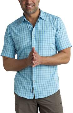 Exofficio Salida Check Short-Sleeve Shirt - Men's