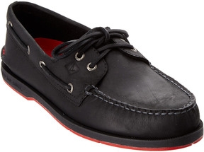 Sperry Men's Captain A/O 2-Eye Leather Boat Shoe