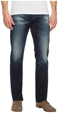 AG Adriano Goldschmied Everett Slim Straight Leg Denim in 3 Years Trentwood Men's Jeans