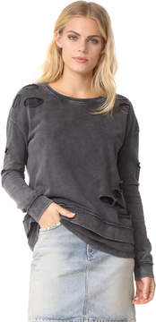 Generation Love Viola Holes Sweatshirt