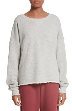 Simon Miller Women's Brushed Terry Sweatshirt