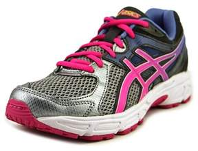 Asics Gel-contend 2 Gs Youth Round Toe Synthetic Gray Running Shoe.