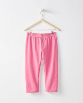 Hanna Andersson Bright Kids Basics Capri Leggings