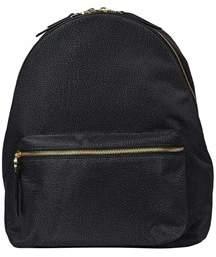 Borbonese Women's Black Polyester Backpack.