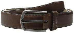 Steve Madden 35mm Vintage Crackle Belt