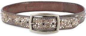 Frye Women's Deborah Embellished Leather Belt
