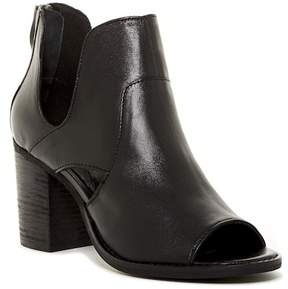 Rebels Ramzi Leather Open Toe Bootie