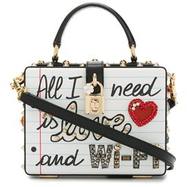 Dolce & Gabbana Dolce E Gabbana Women's Multicolor Metal Handbag. - MULTIPLE COLORS - STYLE