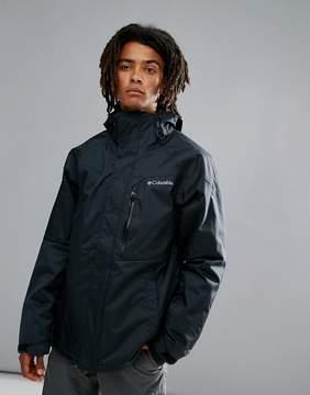 Columbia Alpine Action Ski Jacket in Black