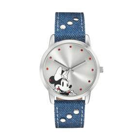 Disney Disney's Minnie Mouse Kids' Denim Watch