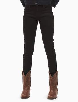 Calvin Klein girls skinny stretch ankle pants