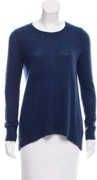 White + Warren Cashmere High-Low Sweater