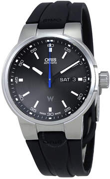 Oris Williams Day Date Automatic Black Dial Men's Watch