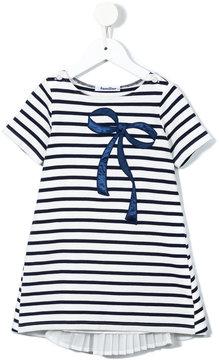 Familiar striped dress