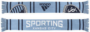 adidas Sporting Kansas City Team Wordmark Scarf