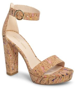 Pelle Moda Women's Palo 2 Platform Sandal