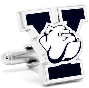 Ice Yale University Bulldogs Cufflinks