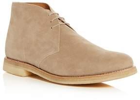 Grenson Men's Oscar Suede Chukka Boots