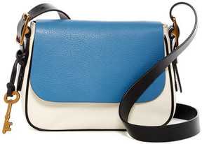 Fossil Harper Small Leather Crossbody Bag