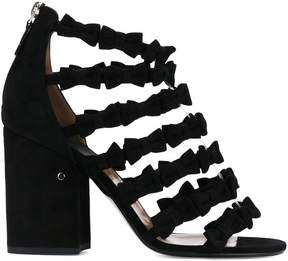 Laurence Dacade 'Mimi' bow embellished sandals