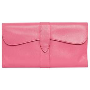 Smythson Pink Leather Purses, wallets & cases