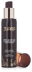 Juara Sweet Black Tea Ginger Oil-Free Moisturizer