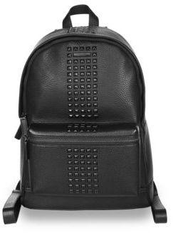 Michael Kors Studded Leather Backpack