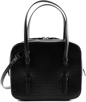 Alaia Cutout Patterned Tote