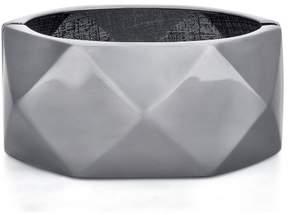 Fitbit Geometric Pattern Metalic Finish Enhancer Bangle Bracelet for Bit Charge
