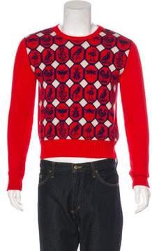 Gucci 2017 Wool Sweater