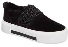 KENDALL + KYLIE Women's Tory Platform Sneaker