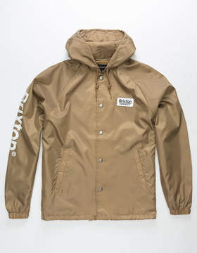 Brixton Palmer Mens Windbreaker Jacket