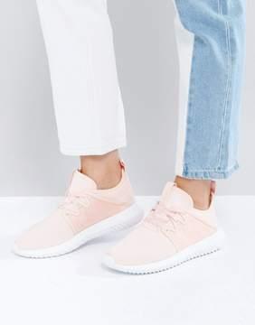 adidas OriginalsTubular Viral Sneaker In Pale Pink