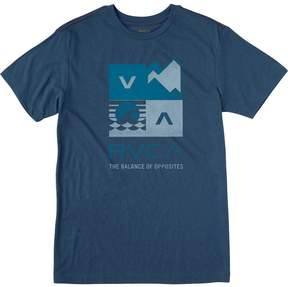 RVCA Surf Check T-Shirt