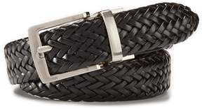 Class Club Reversible Braided Belt