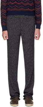 Missoni Navy Lume Trousers