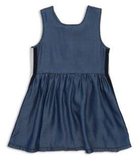 Splendid Toddler's & Little Girl's Side Taping Sleeveless Dress