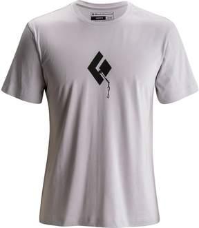 Black Diamond Placement T-Shirt